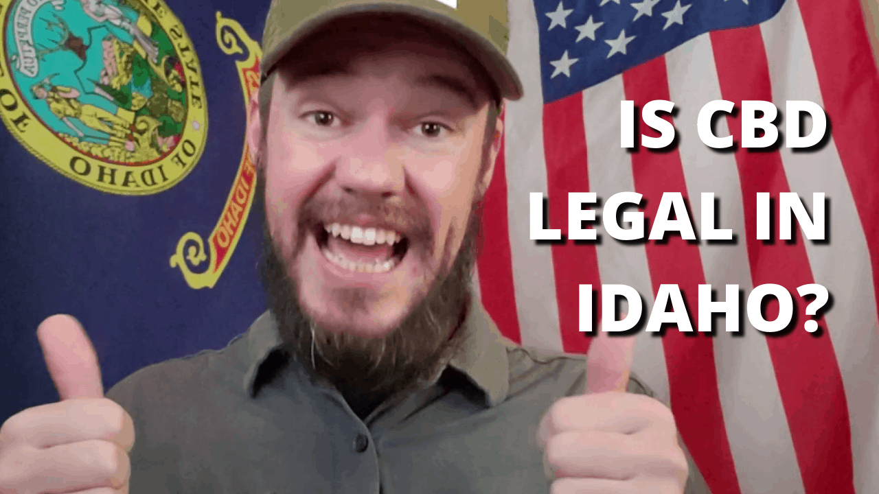 Is CBD Legal In Idaho - The CBD Show With Joe