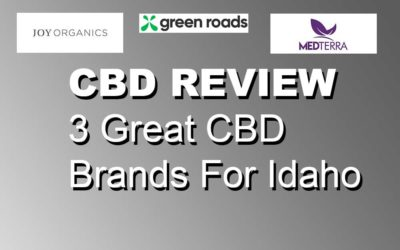 3 Great CBD Brands For Idaho Consumers